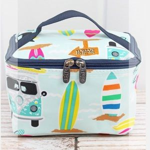 Other - FINAL SALE!! fully lined beach-themed lunch tote